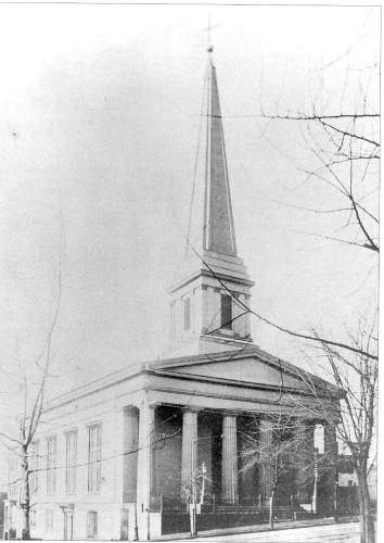 Richmonds Second Baptist Church.
