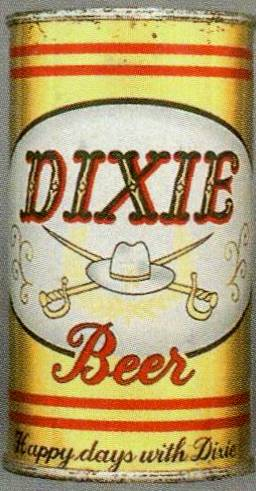 Dixie can in good shape