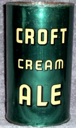 Croft flat top quart.