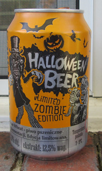 Halloween Cans.