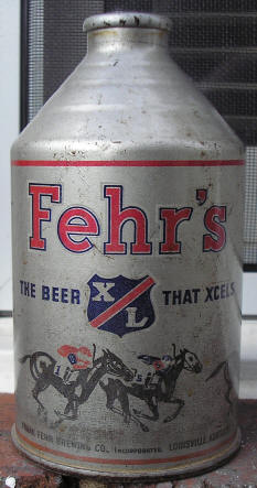 Fehrs horse-racing crowntainer.