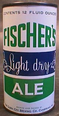 Fishers Ale.