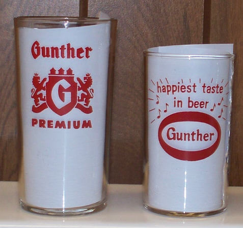 Gunther glasses.