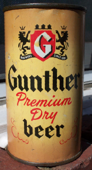Gunther can.