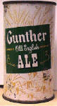 Gunther Ale.