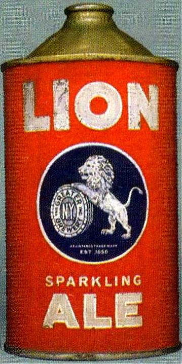 Lion Ale Quart.