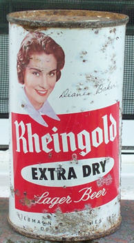 Miss Rheingold can.