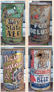 National Can Company Cans.