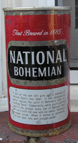 National Bohemian Transition.