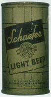 Schaefer Olive Drab can.
