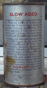 Storz back of can.