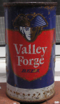 blue Valley Forge can.