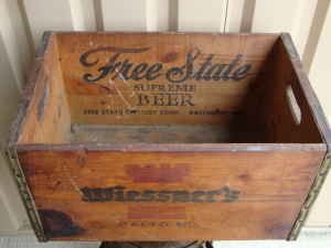 Wiessners crate.